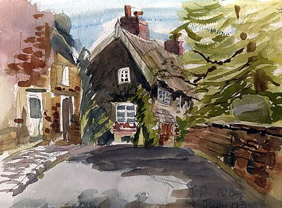 cottage-on-lane