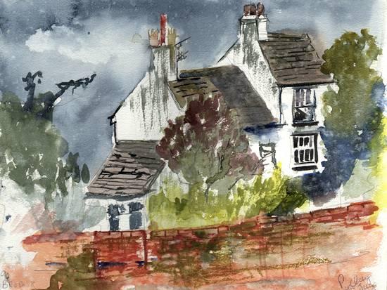 white-cottage